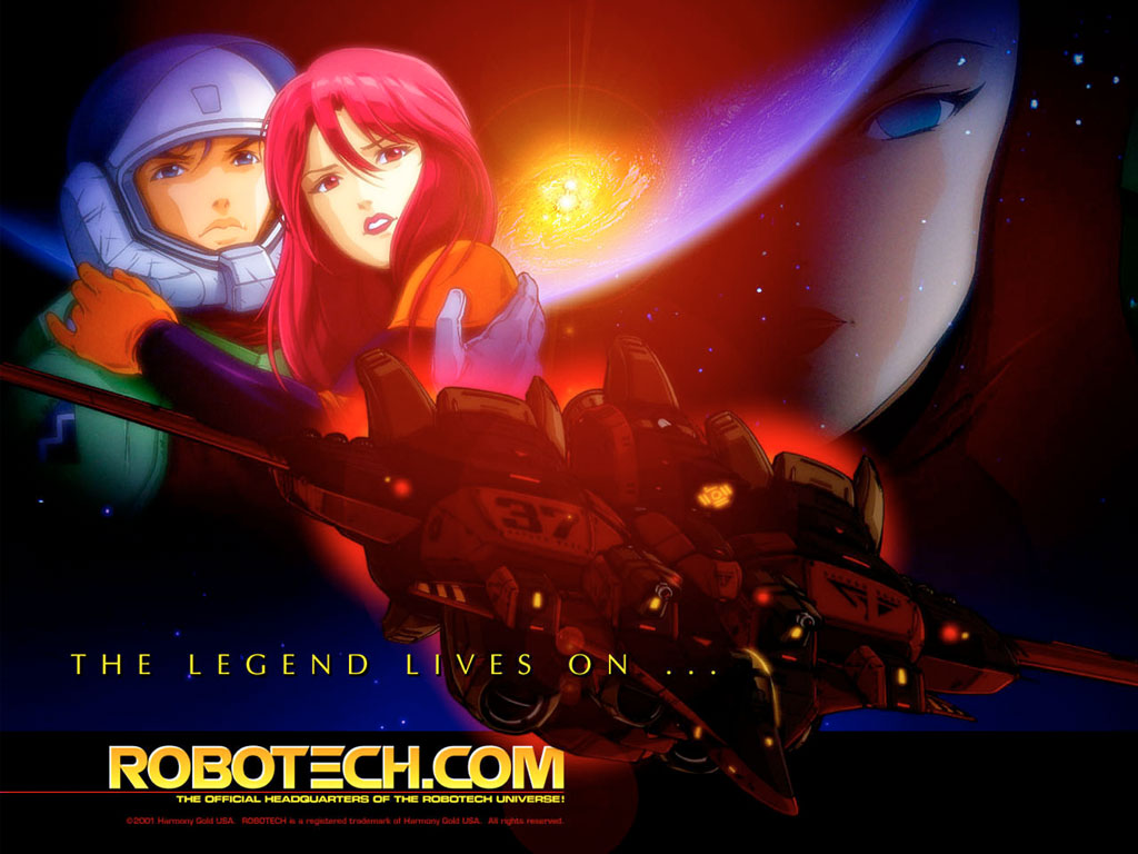 Robotech wallpapers imagenes y figuras de accion