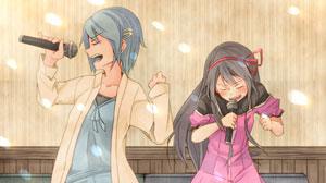 karaoke anime