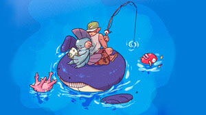pesca pokemon