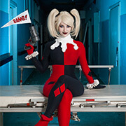 Harley Queen Cosplay
