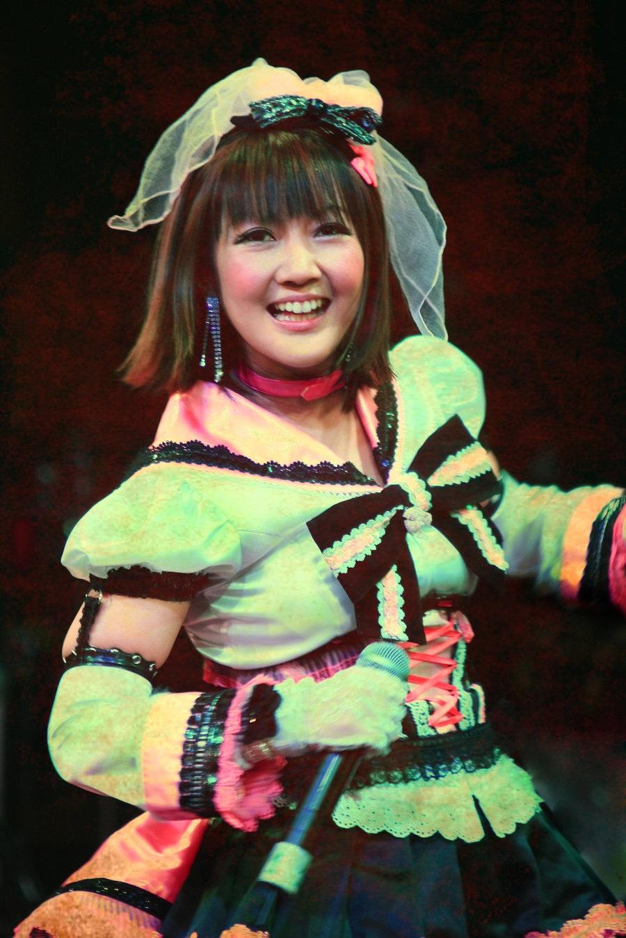 Seiyuu japonesa HALKO MOMOI 桃井はるこ en concierto en COSTA RICA!