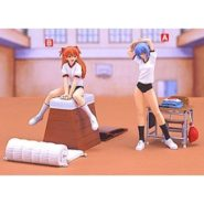 evangelion-physical-education-class
