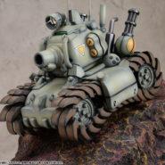 Metal Slug: Tanque SV-001 – PLAMO
