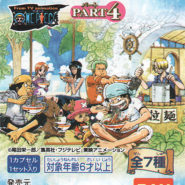 One Piece Ramen Gashapon